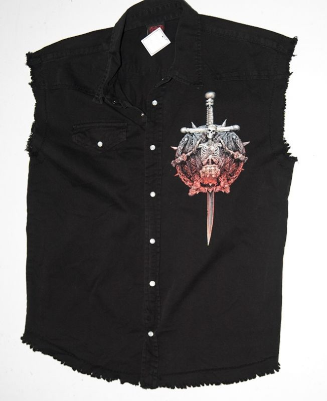 Košile Spiral, model Apocalypse