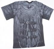 2.Tričko krátky rukáv Goth Wrap B