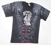 Tričko Goth Wrap B