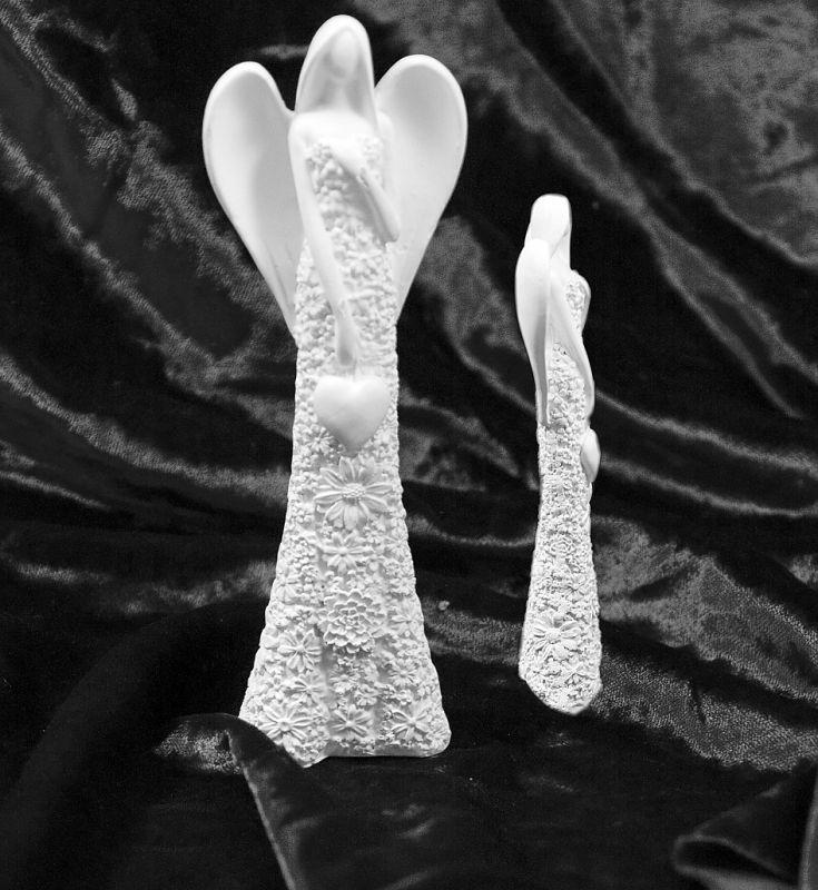 Keramická soška anděla no.02