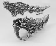 2.1. Kloubový prsten Drak Mochunn