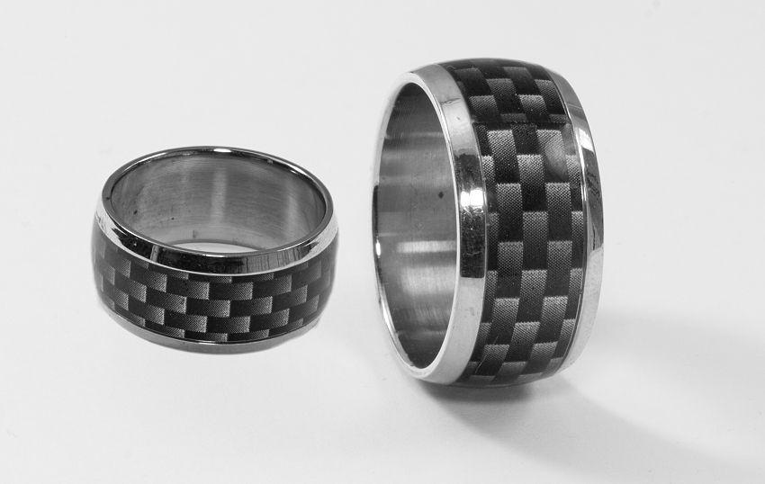 Prsten z chirurgické oceli Kroužek model 2020010