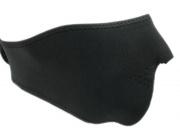 Neoprénová maska Černá