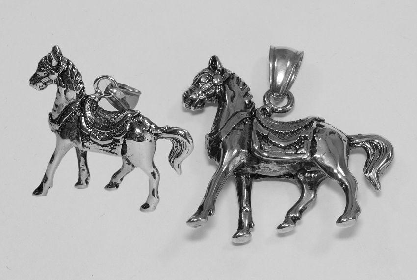 Přívěsek chirurgická ocel Kůň nr. 05