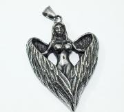 Přívěsek Nymfa s křídly