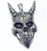 Přívěsek Lebka Satana