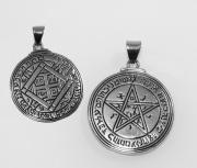 Přívěsek Pentagram Nr. 018