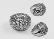 Dámský prsten Saracana