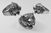 Prsten Tygří hlava