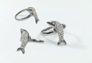 Prsten pro ženy Delfínek