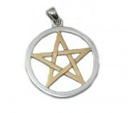 Přívěsek Pentagram 250507
