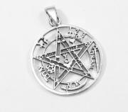 Přívěsek Pentagram Eliphas Levi