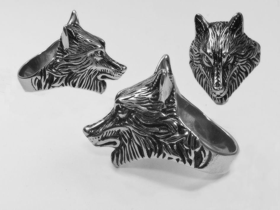 Prsten z chirurgické oceli, Hlava Lišky