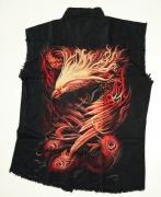 2. Značková košile bez rukávů, Phoenix Arisen