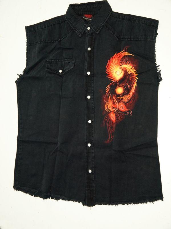 Značková košile bez rukávů, Phoenix Arisen