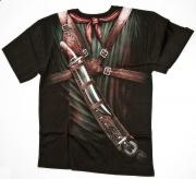 2.1. Značkové tričko Holster Wrap