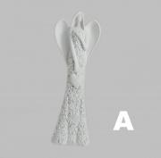 1.1.Keramická soška anděla no.02