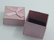 7. Krabička na šperky Růžová
