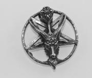 Přívěsek Pentagram Behemoth II.