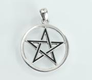 Přívěsek Pentagram nr. 035