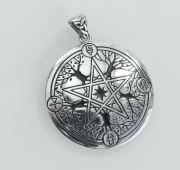 Přívěsek Pentagram nr. 036