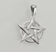 Přívěsek Pentagram nr. 037