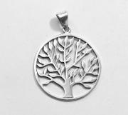 Stříbrný přívěsek Strom Života 250545