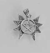 Přívěsek Pentagram nr. 016