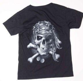 Dětské tričko PIRÁT ANCHEZ,zadní část