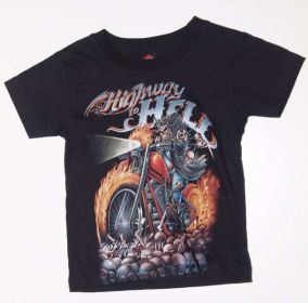 Dětské tričko -  HIGWAY TO HELL