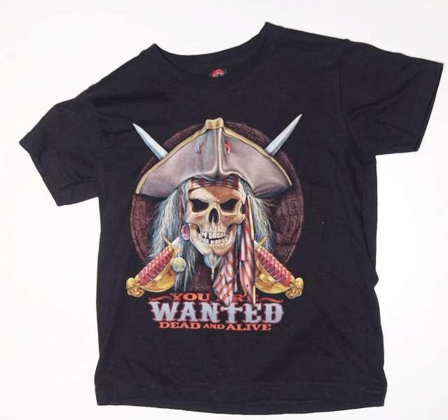 Dětské tričko s pirátským motivem , PIRÁT. HERO BUFF