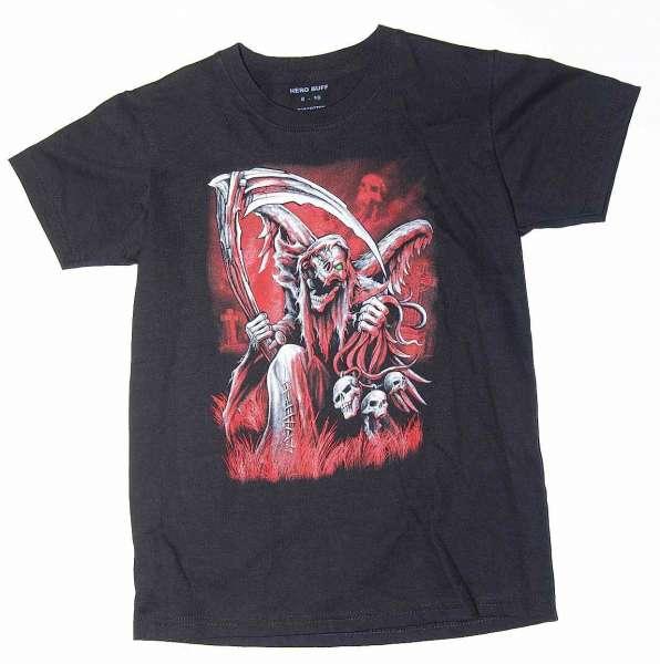 Dětské tričko, OKRÍDLENÝ SMRŤÁK, přední díl