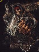 Detail obrázku Pistolník