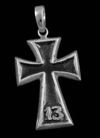 Přívěsek Kříž  13