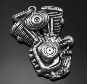 přívěsek - MOTOR 1