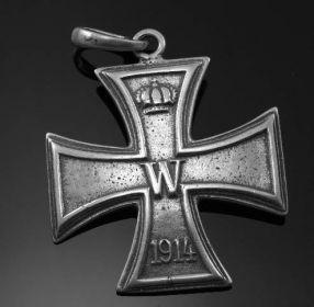 Přívěsek- VÁLEČNÝ KRÍŽ