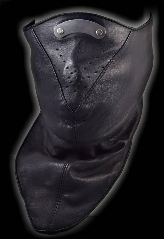 Kožený šátek maska na obličej Dodavatel Choppers styl