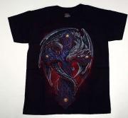 Dětské tričko -  DRAK S KŘÍŽEM