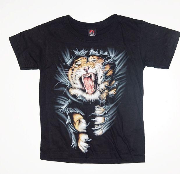Dětské tričko Tygřík Vaska