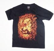 Dětské tričko Ohnivý lev