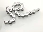 Ocelový náramek řetěz No4