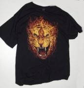Tričko - Plamenný Dacius