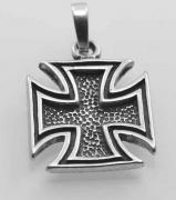 Přívěsek Maltézský kříž nr. 01