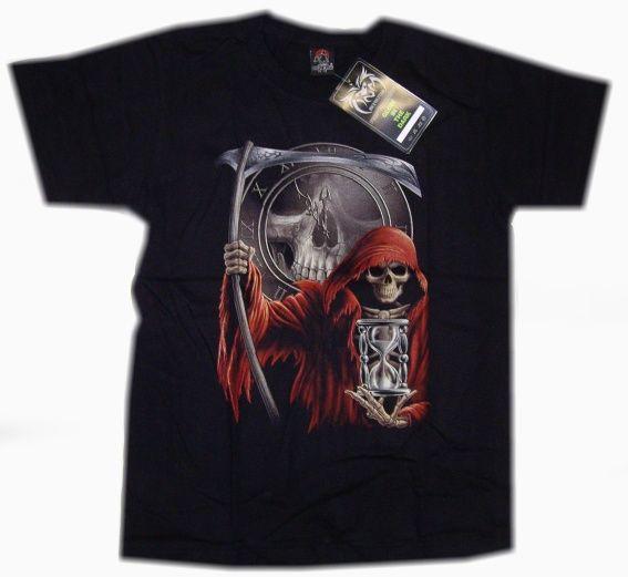Dětské motorkářské tričko Smrťák 3 HERO BUFF