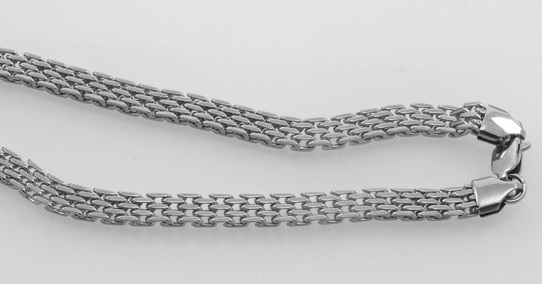 Ocelový řetízek Dafne. OCRET240075