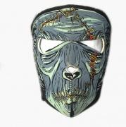 1. Neoprénová maska Lebka 3