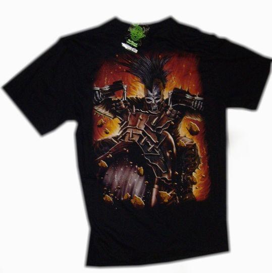 Tričko Motorkář s pekla. TRIK215