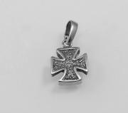Přívěsek malý Maltézský kříž