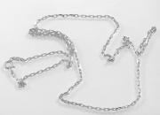 2, Stříbrný řetízek Doldrén. AGRET600014