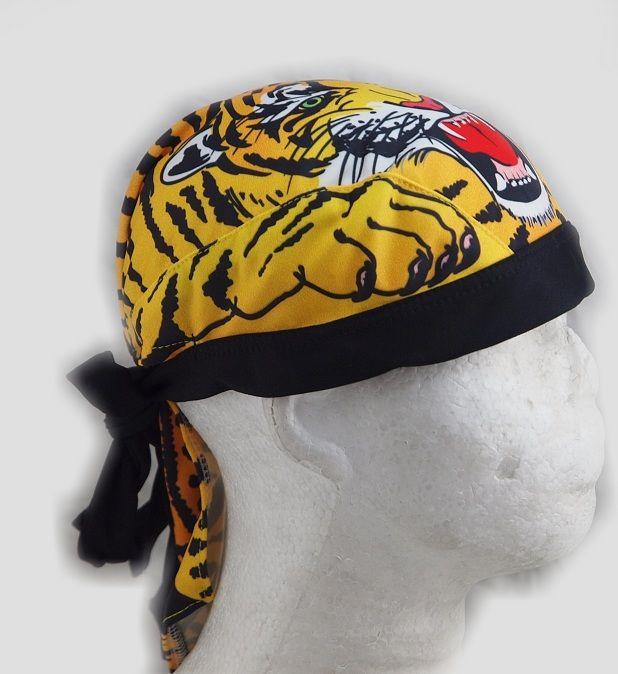 Vázací šátek Tygr.